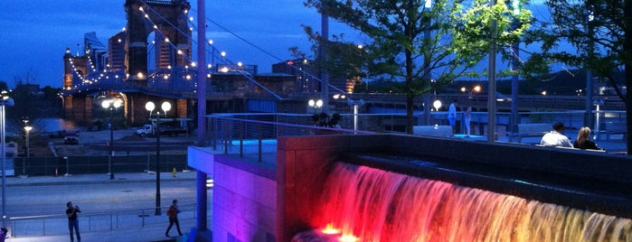 John G & Phyllis W Smale Riverfront Park is one of Things to See & Do.
