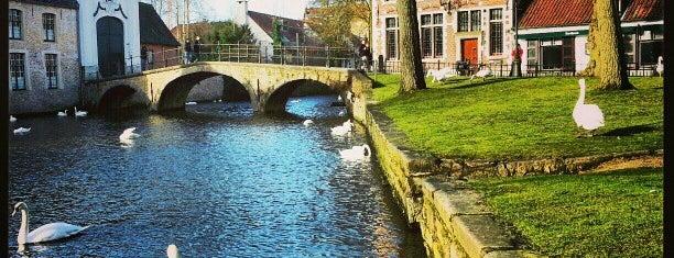 Begijnhof Ten Wijngaerde is one of Belgian Highlights!.