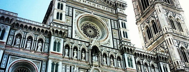 Cattedrale di Santa Maria del Fiore is one of World favourites.