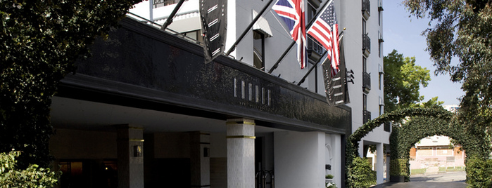 The London West Hollywood at Beverly Hills is one of ROAD TRIP USA · 2016.