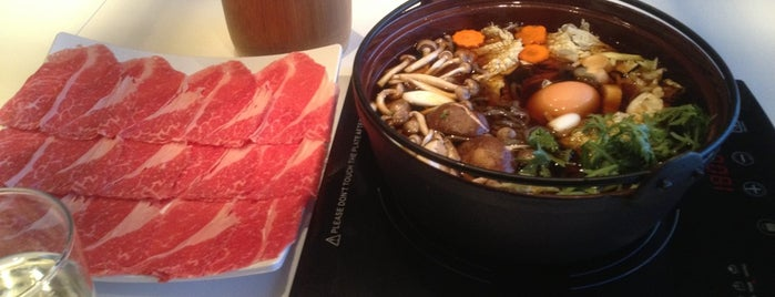 Nabe is one of sf food.