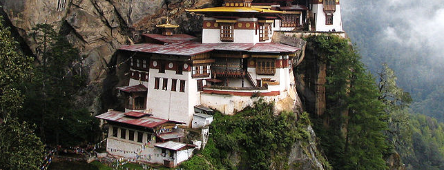 Taktsang | Tiger's Nest is one of #YOLO.