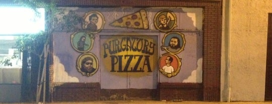 Purgatory Pizza is one of Good Eats in Los Angeles.