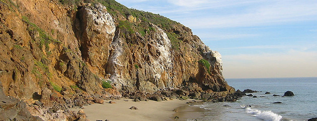 Point Dume State Beach is one of Activities & Recreation.