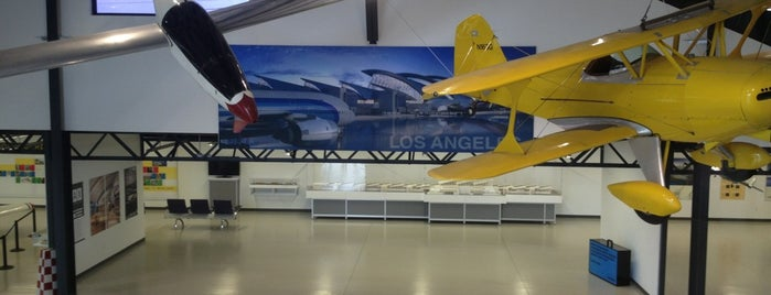 Museum Of Flying is one of Aerospace Museums.