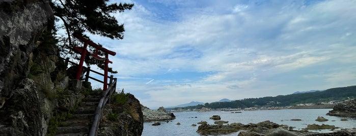 岡崎海岸 is one of Aomori/青森.