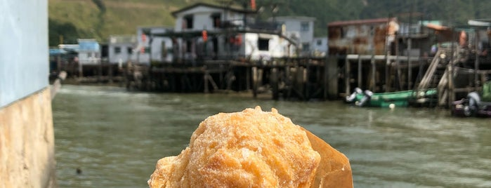 Tai O Bakery 大澳餅店 is one of Hong Kong.