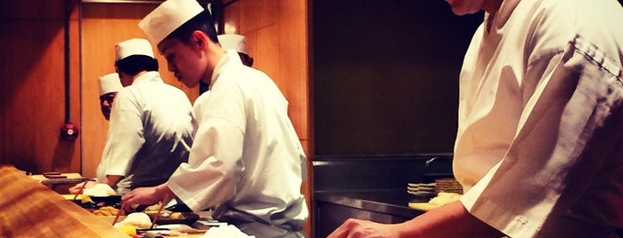 Sushi Yasuda is one of Michelin Starred Restaurants in New York.