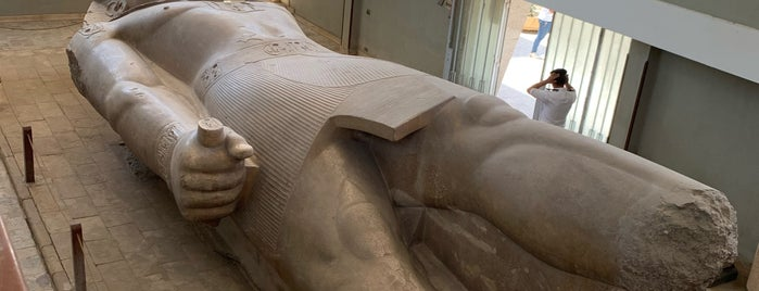 Ramses Museum is one of Egypt.