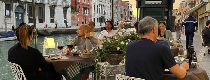 Trattoria Bar Pontini is one of Venice.