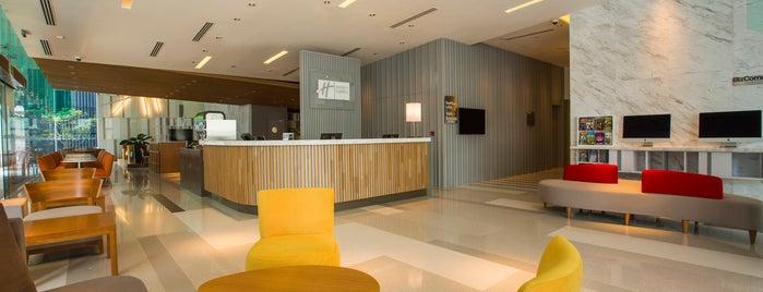 Holiday Inn Express Singapore Orchard Road is one of Emmanuel 님이 좋아한 장소.