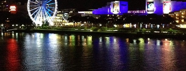 Victoria Bridge is one of Best spots to watch Riverfire.