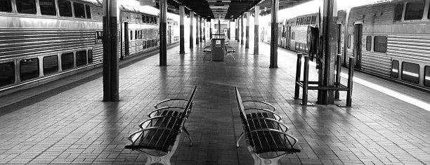 Platforms 10 & 11 is one of Sydney Train Stations Watchlist.