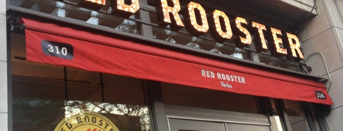 Red Rooster is one of nyc.