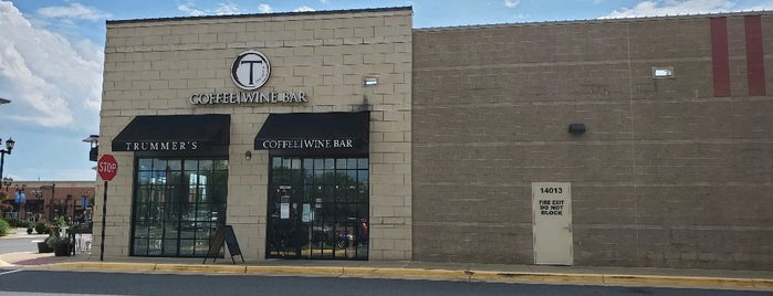 Trummer's Coffee & Wine Bar is one of Manassas.