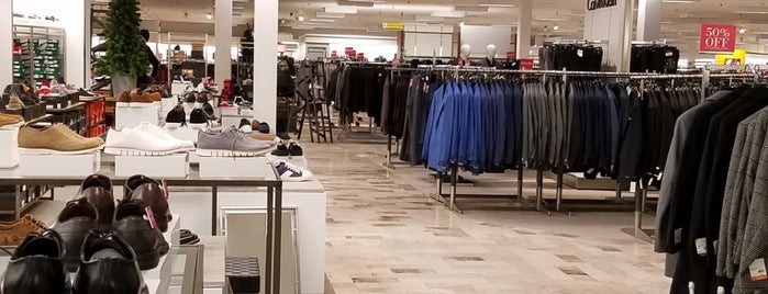 Lord & Taylor is one of Shopping around town.