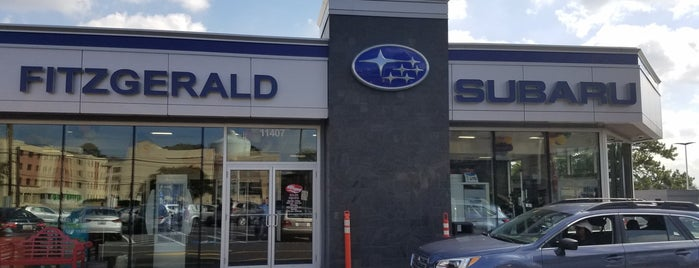 Fitzgerald Hyundai Rockville is one of Been there, done that.