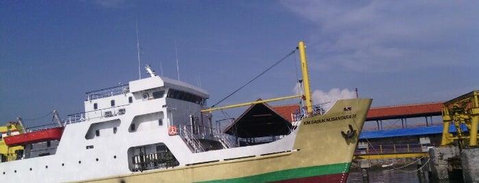 Pelabuhan Kamal is one of Characteristic of Surabaya.