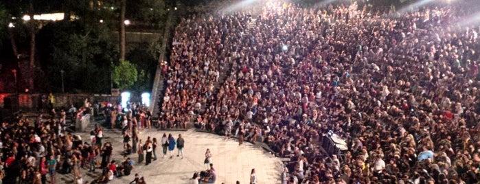 Θέατρο Ε.Η.Μ. - Φρόντζου is one of Γιάννενα 🇬🇷.