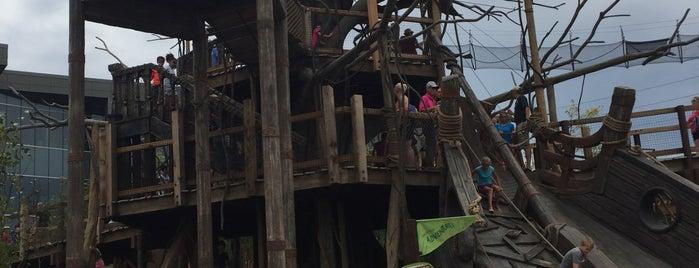 Childrens Adventure Trail is one of Orte, die Andrew gefallen.