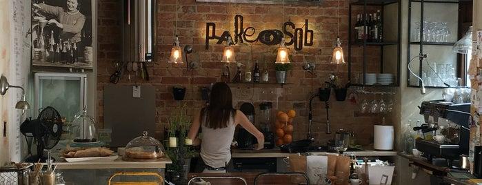 Paręosób Cafe & Gallery is one of Krzysztof 님이 좋아한 장소.