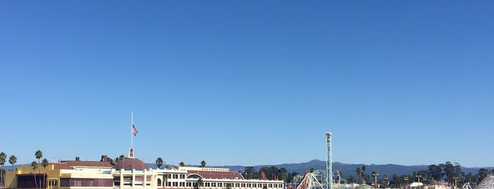 Santa Cruz Beach Boardwalk is one of Krzysztof 님이 좋아한 장소.