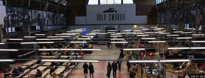 Hala Gwardii is one of สถานที่ที่ Krzysztof ถูกใจ.