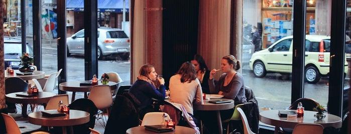 Walden is one of Cafés and restaurants in Frankfurt.