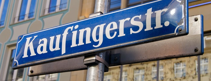 Kaufingerstraße is one of Shop till you drop in Munich.
