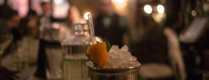 Experimental Cocktail Club is one of À faire à Londres.