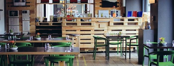 Margarete is one of Cafés and restaurants in Frankfurt.