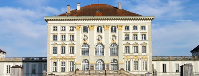 Schloss Nymphenburg is one of Sightseeing in Munich.