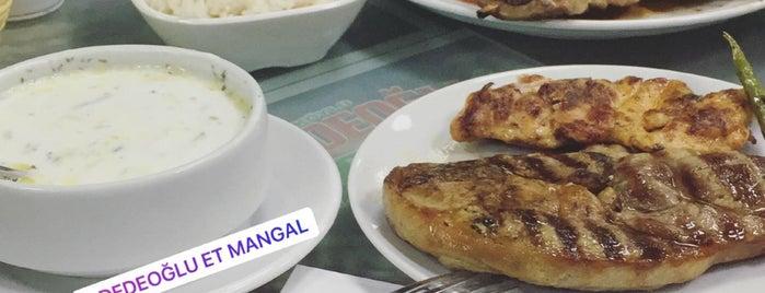 Dedeoğlu Et Kasap & Restaurant is one of Aydın 님이 저장한 장소.