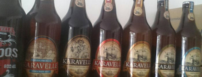 Karavelle Cervejaria Artesanal is one of Guilherme 님이 좋아한 장소.