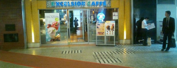 Excelsior Caffé is one of 五反田TOCの飲食店.