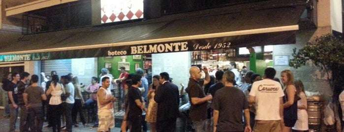 Boteco Belmonte is one of RIO - Bares.