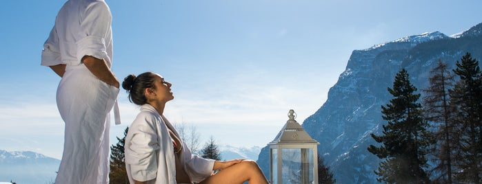 Alp & Wellness Sport Hotel Panorama is one of #viaggiodelbenessere.