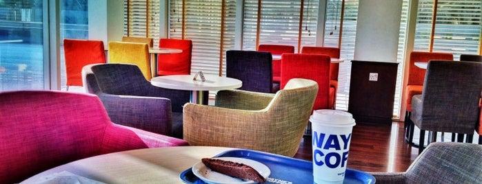 Wayne's Coffee is one of Abdulrahman : понравившиеся места.