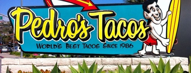 Pedro's Tacos is one of Cali.