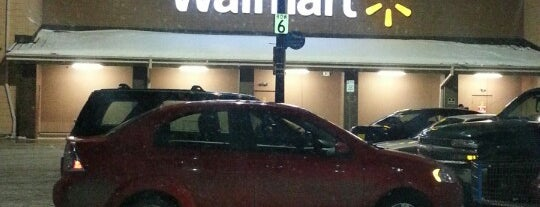 Walmart Supercenter is one of Oklahoma.