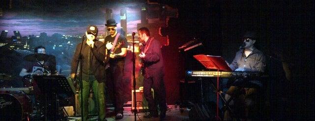 Aperitoche Bar Concierto is one of Lugares favoritos de Antonio.