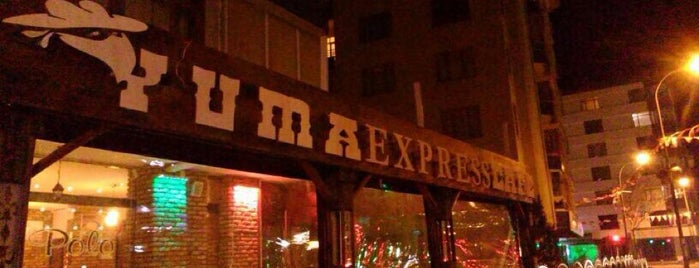 Yuma Express Cafe is one of Gezdim.