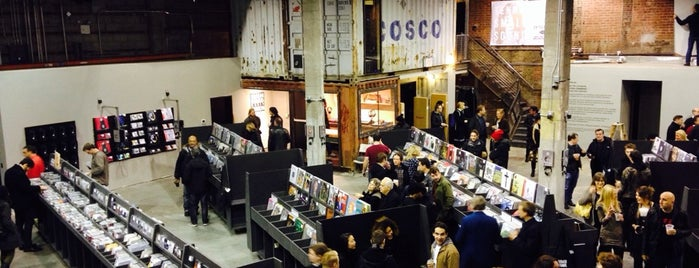 Rough Trade is one of NYC Record Stores.