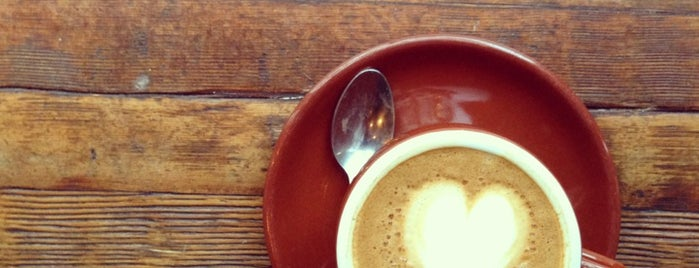 Four Barrel Coffee is one of #adventureSF.