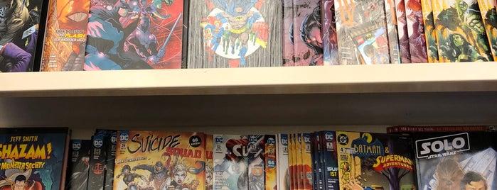 Comics Hutterer is one of สถานที่ที่ Tugba ถูกใจ.