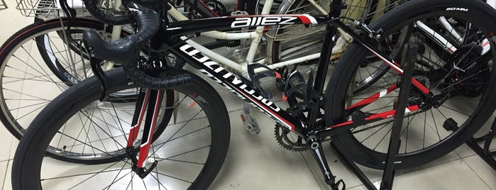 Smart Bikes is one of Specialized.