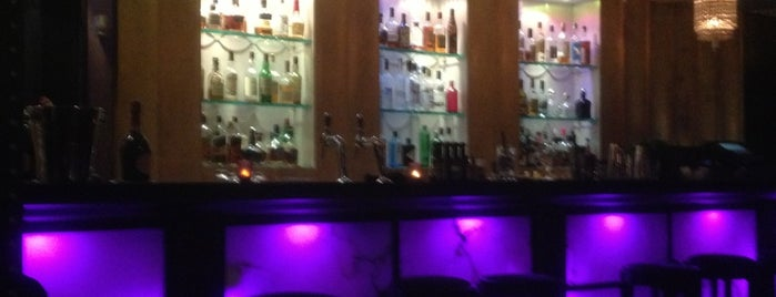 Purple Bar is one of Bars.