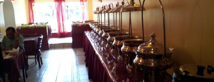 India Palace Authentic Indian Cuisine is one of Tempat yang Disukai Michael.