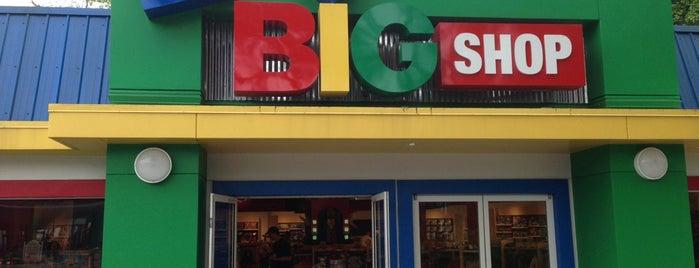The Big Shop is one of Justin'in Beğendiği Mekanlar.
