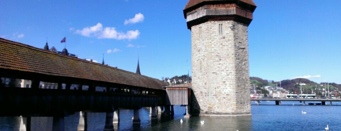 Luzern - Lucerne - Lucerna is one of What to do in Switzerland.